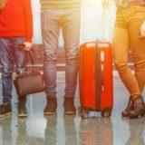 スーツケースのサイズと選び方